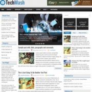 TechMash Blogger Templates