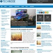 TechNode Blogger Templates
