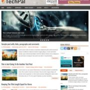 TechPal Blogger Templates