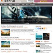 TechPal Blogger Templates