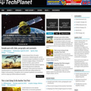 TechPlanet Blogger Templates