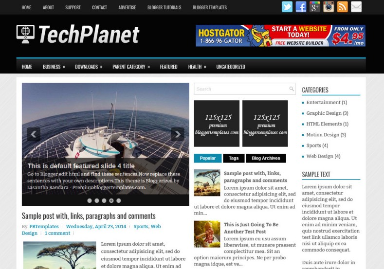 TechPlanet Blogger Template. Blogger Themes. Best suitable for news blog templates. Ads ready blogspot templates help for add adsense ad code and easily showing adsence ads in your blog. Adapted from WordPress templates are converted from WordPress themes. It is help for take your rich. Blogger magazine template specially designed for magazine blogs. The writers can utilize this themes for take blog attractive to users. Elegant themes are more used themes in most of the blogs. Minimalist blog templates. Free premium blogger themes means, themes authors release two types of themes. One is premium another one is free. Premium templates given for cost but free themes given for no cost. You no need pay From California, USA. $10 USD, or $20 USD and more. But premium buyers get more facilities from authors But free buyers. If you run game or other animation oriented blogs, and you can try with Anime blog templates. Today the world is fashion world. So girls involve to the criteria for make their life fashionable. So we provide fashion blogger themes for make your fashionable. News is most important concept of the world. Download news blogger templates for publishing online news. You can make your blog as online shopping store. Get Online shopping store blogger template to sell your product. Navigation is most important to users find correct place. Download drop down menu, page navigation menu, breadcrumb navigation menu and vertical dropdown menu blogspot themes for free. Google Guide. Blogging tips and Tricks for bloggers. Google bloggers can get blogspot trick and tips for bloggers. Blog templates portfolio professional blogspot themes, You can store your life moments with your blogs with personal pages templates. Video and movie blogs owners get amazing movie blog themes for their blogs. Business templates download. We publish blogger themes for photographers. Photographers easily share photos via photography blog themes. St valentine Christmas Halloween templates. Download Slideshow slider templates for free. Under construction coming soon custom blogspot template. Best beautiful high quality Custom layouts Blog templates from templateism, SoraTemplates, templatetrackers, simple, cute free premium professional unique designs blog themes blogspot themes. Seo ready portfolio anime fashion movie movies health custom layouts best download blogspot themes simple cute free premium professional unique designs xml html code html5.