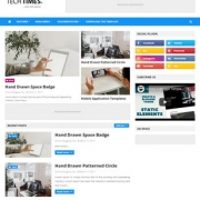 TechTimes Blogger Templates