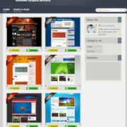 Template Dir Blogger Templates