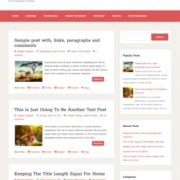 The Funk Blogger Templates