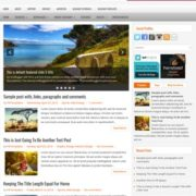 TheSmart Blogger Templates