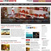TheStore Blogger Templates