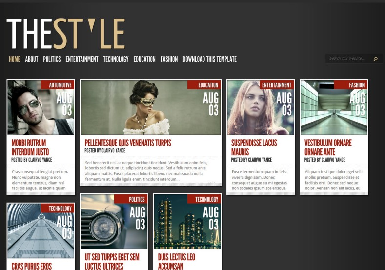 TheStyle Blogger Template. Free Blogger templates. Blog templates. Template blogger, professional blogger templates free. blogspot themes, blog templates. Template blogger. blogspot templates 2013. template blogger 2013, templates para blogger, soccer blogger, blog templates blogger, blogger news templates. templates para blogspot. Templates free blogger blog templates. Download 1 column, 2 column. 2 columns, 3 column, 3 columns blog templates. Free Blogger templates, template blogger. 4 column templates Blog templates. Free Blogger templates free. Template blogger, blog templates. Download Ads ready, adapted from WordPress template blogger. blog templates Abstract, dark colors. Blog templates magazine, Elegant, grunge, fresh, web2.0 template blogger. Minimalist, rounded corners blog templates. Download templates Gallery, vintage, textured, vector, Simple floral. Free premium, clean, 3d templates. Anime, animals download. Free Art book, cars, cartoons, city, computers. Free Download Culture desktop family fantasy fashion templates download blog templates. Food and drink, games, gadgets, geometric blog templates. Girls, home internet health love music movies kids blog templates. Blogger download blog templates Interior, nature, neutral. Free News online store online shopping online shopping store. Free Blogger templates free template blogger, blog templates. Free download People personal, personal pages template blogger. Software space science video unique business templates download template blogger. Education entertainment photography sport travel cars and motorsports. St valentine Christmas Halloween template blogger. Download Slideshow slider, tabs tapped widget ready template blogger. Email subscription widget ready social bookmark ready post thumbnails under construction custom navbar template blogger. Free download Seo ready. Free download Footer columns, 3 columns footer, 4columns footer. Download Login ready, login support template blogger. Drop down menu ve
