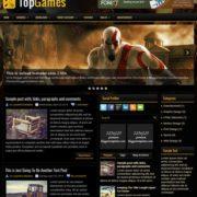 TopGames Blogger Templates