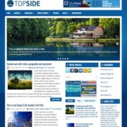 Topside Blogger Templates