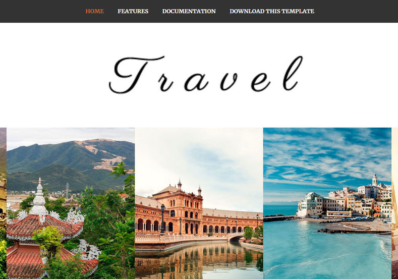 Travel Blogger Template is the most elegant blogspot theme for niche focused specially on travel blogging.