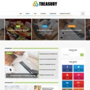 Treasury Blog Templates