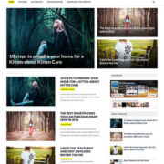 TrendNewsLog Blogger Templates