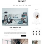 Trendy Blogger Templates