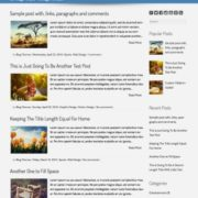 USHA Blogger Templates