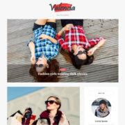 Valencia Blogger Templates