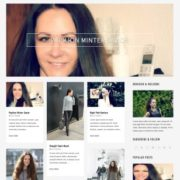Vanesa Blogger Templates