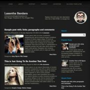 Veecard Blogger Templates