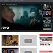 Videomag Responsive Blogger Templates