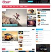 Viewer Blogger Templates