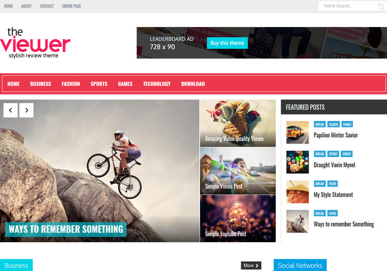 Viewer Responsive Blogger Template. Blogger Themes. Free Blogspot templates for your blogger blog. Best suitable for news blog templates. Best Ads ready blogspot templates help for add adsense ad code and easily showing adsence ads in your blog. Adapted from WordPress templates are converted from WordPress themes. It is help for take your rich. Blogger magazine template specially designed for magazine blogs. The writers can utilize this themes for take blog attractive to users. Elegant themes are more used themes in most of the blogs. Use minimalist blog templates for rich look for your blog. Free premium blogger themes means, themes authors release two types of themes. One is premium another one is free. Premium templates given for cost but free themes given for no cost. You no need pay From California, USA. $10 USD, or $20 USD and more. But premium buyers get more facilities from authors But free buyers. If you run game or other animation oriented blogs, and you can try with Anime blog templates. Today the world is fashion world. So girls involve to the criteria for make their life fashionable. So we provide fashion blogger themes for make your fashionable. News is most important concept of the world. Download news blogger templates for publishing online news. You can make your blog as online shopping store. Get Online shopping store blogger template to sell your product. Navigation is most important to users find correct place. Download drop down menu, page navigation menu, breadcrumb navigation menu and vertical dropdown menu blogspot themes for free. Google Guide to blogging tips and tricks for bloggers. Google bloggers can get blogspot trick and tips for bloggers. Blog templates portfolio professional blogspot themes, You can store your life moments with your blogs with personal pages templates. Video and movie blogs owners get amazing movie blog themes for their blogs. Business templates download. We publish blogger themes for photographers. Photographers easily share photos via photography blog themes. St valentine Christmas Halloween templates. Download Slideshow slider templates for free. Under construction coming soon custom blogspot template. Best beautiful high quality Custom layouts Blog templates from templateism, soratemplates, templatetrackers, simple, cute free premium professional unique designs blog themes blogspot themes. Seo ready portfolio anime fashion movie movies health custom layouts best download blogspot themes simple cute free premium professional unique designs xml html code html5.