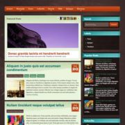 Vintmint Blogger Templates