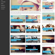 Vortex Responsive Blogger Templates