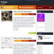 Vulcan Blogger Templates
