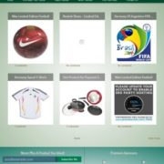 WeCommerce Responsive Blogger Templates
