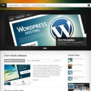 WebDesign Blogger Templates