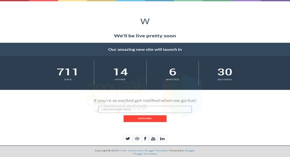 simple under construction html template - weblogt3 under construction blogger template 2014 free