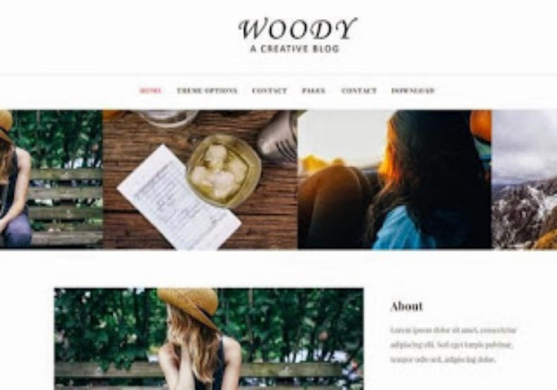 Woody Responsive Blogger Template. Blogger Themes. Free Blogspot templates for your blogger blog. Best suitable for news blog templates. Best Ads ready blogspot templates help for add adsense ad code and easily showing adsence ads in your blog. Adapted from WordPress templates are converted from WordPress themes. It is help for take your rich. Blogger magazine template specially designed for magazine blogs. The writers can utilize this themes for take blog attractive to users. Elegant themes are more used themes in most of the blogs. Use minimalist blog templates for rich look for your blog. Free premium blogger themes means, themes authors release two types of themes. One is premium another one is free. Premium templates given for cost but free themes given for no cost. You no need pay From California, USA. $10 USD, or $20 USD and more. But premium buyers get more facilities from authors But free buyers. If you run game or other animation oriented blogs, and you can try with Anime blog templates. Today the world is fashion world. So girls involve to the criteria for make their life fashionable. So we provide fashion blogger themes for make your fashionable. News is most important concept of the world. Download news blogger templates for publishing online news. You can make your blog as online shopping store. Get Online shopping store blogger template to sell your product. Navigation is most important to users find correct place. Download drop down menu, page navigation menu, breadcrumb navigation menu and vertical dropdown menu blogspot themes for free. Google Guide to blogging tips and tricks for bloggers. Google bloggers can get blogspot trick and tips for bloggers. Blog templates portfolio professional blogspot themes, You can store your life moments with your blogs with personal pages templates. Video and movie blogs owners get amazing movie blog themes for their blogs. Business templates download. We publish blogger themes for photographers. Photographers easily share photos via photography blog themes. St valentine Christmas Halloween templates. Download Slideshow slider templates for free. Under construction coming soon custom blogspot template. Best beautiful high quality Custom layouts Blog templates from templateism, SoraTemplates, templatetrackers, simple, cute free premium professional unique designs blog themes blogspot themes. Seo ready portfolio anime fashion movie movies health custom layouts best download blogspot themes simple cute free premium professional unique designs xml html code html5.