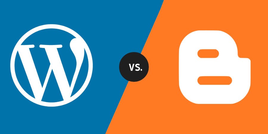 WordPress Vs Blogger in 2018 Reviewed and Compared