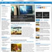 WpTech Blogger Templates