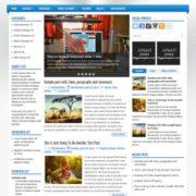 WpTech Blogger Templates