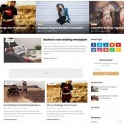 Zeek Blogger Templates