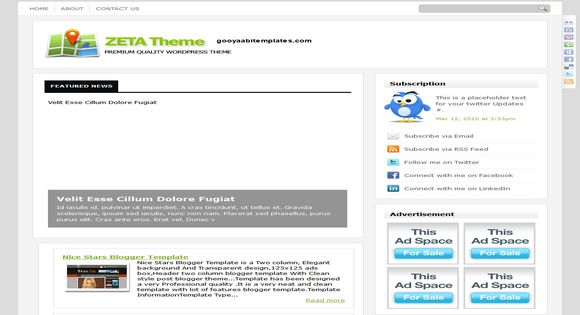 Zeta Theme Blogger Template. Free Blogger templates. Blog templates. Template blogger, professional blogger templates free. blogspot themes, blog templates. Template blogger. blogspot templates 2013. template blogger 2013, templates para blogger, soccer blogger, blog templates blogger, blogger news templates. templates para blogspot. Templates free blogger blog templates. Download 1 column, 2 column. 2 columns, 3 column, 3 columns blog templates. Free Blogger templates, template blogger. 4 column templates Blog templates. Free Blogger templates free. Template blogger, blog templates. Download Ads ready, adapted from WordPress template blogger. blog templates Abstract, dark colors. Blog templates magazine, Elegant, grunge, fresh, web2.0 template blogger. Minimalist, rounded corners blog templates. Download templates Gallery, vintage, textured, vector,  Simple floral.  Free premium, clean, 3d templates.  Anime, animals download. Free Art book, cars, cartoons, city, computers. Free Download Culture desktop family fantasy fashion templates download blog templates. Food and drink, games, gadgets, geometric blog templates. Girls, home internet health love music movies kids blog templates. Blogger download blog templates Interior, nature, neutral. Free News online store online shopping online shopping store. Free Blogger templates free template blogger, blog templates. Free download People personal, personal pages template blogger. Software space science video unique business templates download template blogger. Education entertainment photography sport travel cars and motorsports. St valentine Christmas Halloween template blogger. Download Slideshow slider, tabs tapped widget ready template blogger. Email subscription widget ready social bookmark ready post thumbnails under construction custom navbar template blogger. Free download Seo ready. Free download Footer columns, 3 columns footer, 4columns footer. Download Login ready, login support template blogger. Drop down me