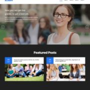 eLearn Blogger Templates