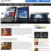 eTablets Blogger Templates
