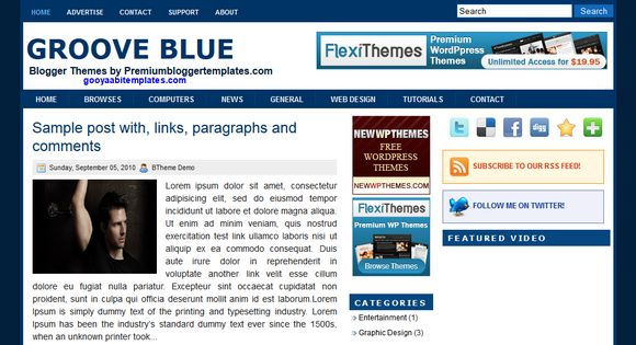 groove blue blogger template. Free Blogger templates. Blog templates. Template blogger, professional blogger templates free. blogspot themes, blog templates. Template blogger. blogspot templates 2013. template blogger 2013, templates para blogger, soccer blogger, blog templates blogger, blogger news templates. templates para blogspot. Templates free blogger blog templates. Download 1 column, 2 column. 2 columns, 3 column, 3 columns blog templates. Free Blogger templates, template blogger. 4 column templates Blog templates. Free Blogger templates free. Template blogger, blog templates. Download Ads ready, adapted from WordPress template blogger. blog templates Abstract, dark colors. Blog templates magazine, Elegant, grunge, fresh, web2.0 template blogger. Minimalist, rounded corners blog templates. Download templates Gallery, vintage, textured, vector,  Simple floral.  Free premium, clean, 3d templates.  Anime, animals download. Free Art book, cars, cartoons, city, computers. Free Download Culture desktop family fantasy fashion templates download blog templates. Food and drink, games, gadgets, geometric blog templates. Girls, home internet health love music movies kids blog templates. Blogger download blog templates Interior, nature, neutral. Free News online store online shopping online shopping store. Free Blogger templates free template blogger, blog templates. Free download People personal, personal pages template blogger. Software space science video unique business templates download template blogger. Education entertainment photography sport travel cars and motorsports. St valentine Christmas Halloween template blogger. Download Slideshow slider, tabs tapped widget ready template blogger. Email subscription widget ready social bookmark ready post thumbnails under construction custom navbar template blogger. Free download Seo ready. Free download Footer columns, 3 columns footer, 4columns footer. Download Login ready, login support template blogger. Drop down m
