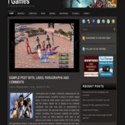 i Games Blogger Templates
