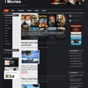 i Movies Blogger Templates