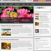 iCommunity Blogger Templates