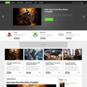 iGame Blogger Templates