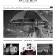 iNFashion Blogger Templates