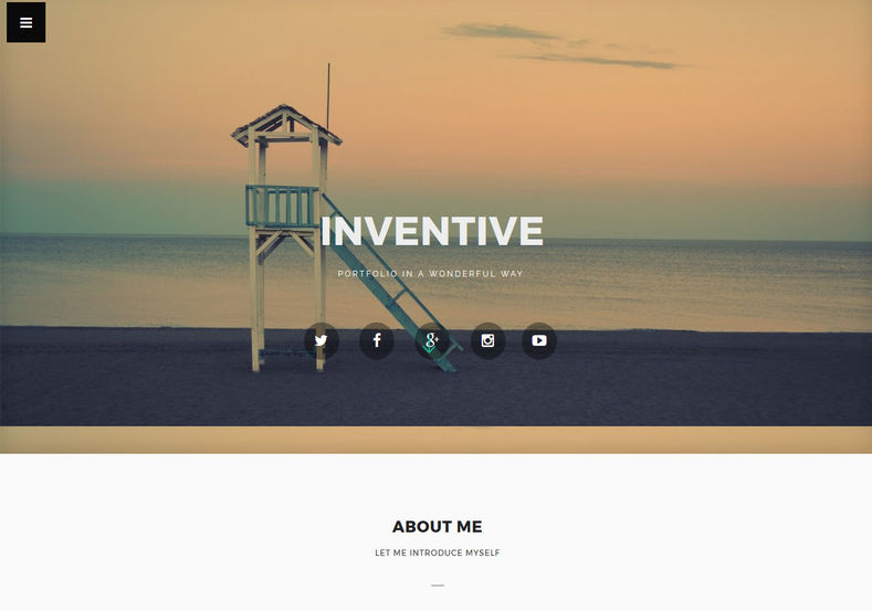 inventive Blogger Template best clean and simple blogging theme for renovating blogs themes 2018 inventive Blogger Template